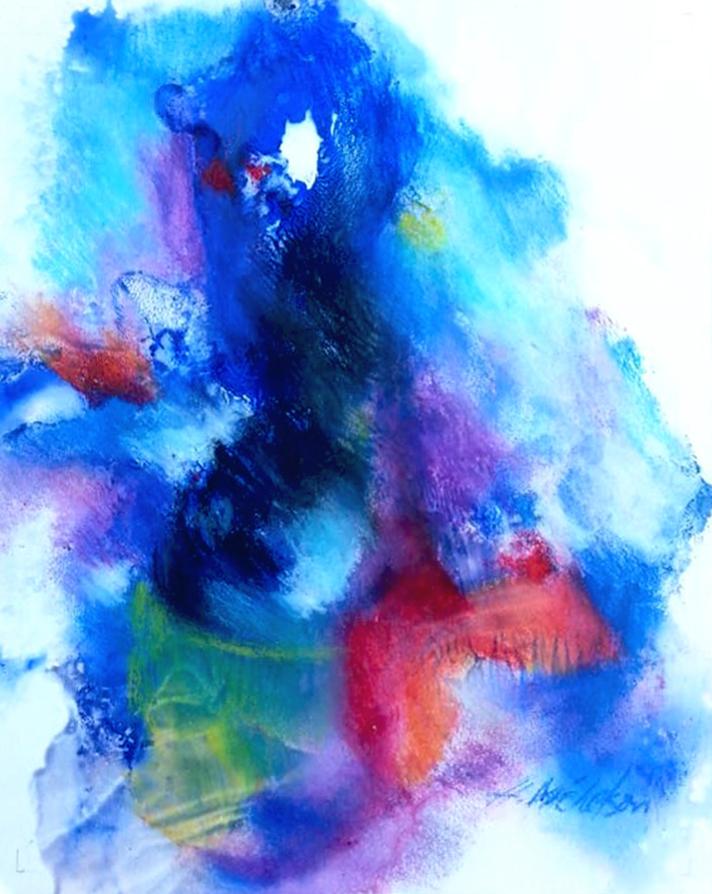 L'espressione del colore e la sua spontaneità